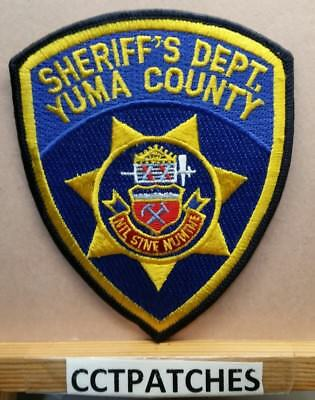 Yuma County, Colorado Sheriff (Police) Shoulder Patch Co