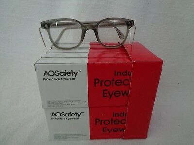American Optical AO Vintage Safety Glasses NOS Clear Lenses Lot of 10 Flex Fit