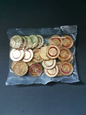 2018 $2 Coins Commonwealth Games Week 1 Red - Unopened UNC Coin Bag of $50