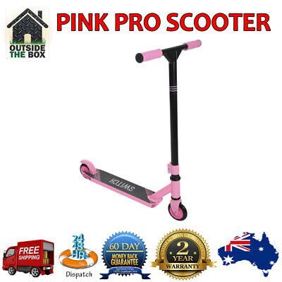 Pink Pro Scooter Girls Kick Child Toy Ride On Push Gift Kids Bike Game Outdoor