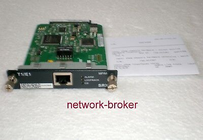 Juniper SRX-MP-1T1E1  Mini Physical Interface Module m-PIM für SRX210 220 240