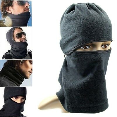 Multicam Balaclava Motorcycle Winter Ski Cycling Full Face Mask Cap Hat Cover BD