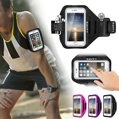 New iPhone 7/7 Plus Sport Running Armband Case Jogging Gym Arm Band Pouch Holder