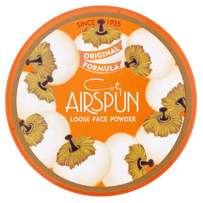 COTY Airspun Loose Face Powder - Suntan 65g