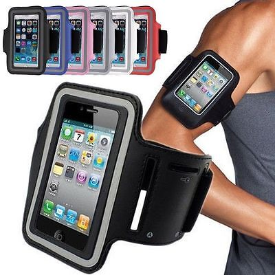 Armband Gym Running Sport Arm Band Cover Case  for Apple iphone 6s Plus 5 Gift