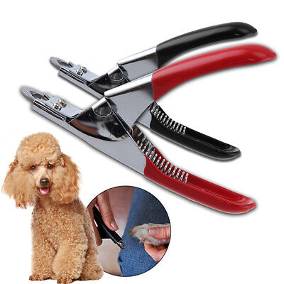 Pet Nail Clipper Trimmer Cat Dog Rabbit Toe Claw Paw Care Pro. Gift