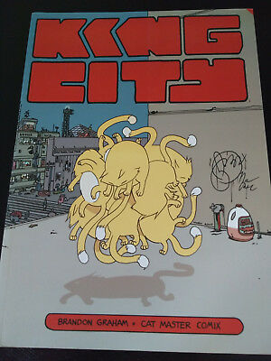 King City (Brandon Graham) Image Comics