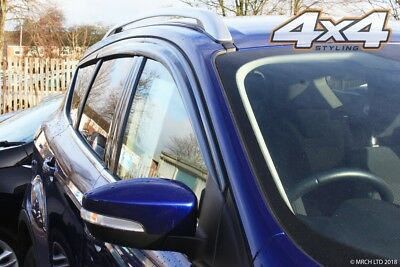 For Ford Kuga 2012+ Wind Deflectors Set (6 pieces)
