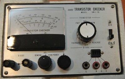 NORIS Transistor Checker HM-70
