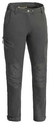 Pinewood 9347 Wildmark Stretch Damen Hose Outdoorhose Trekkinghose grau(404)