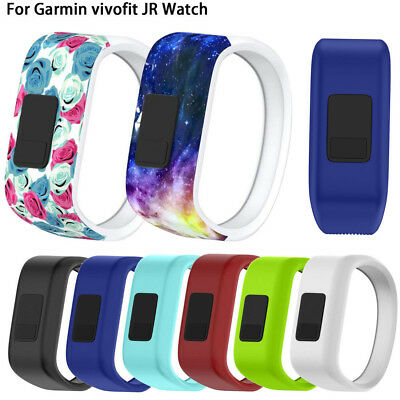 Large/Small Replacement Wrist Band Silicone Clasp For Garmin vivofit JR Watch