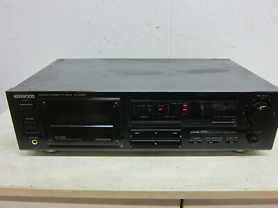 KENWOOD KX-2020 Stereo Cassette-deck incl. Instruction Manual (R611)