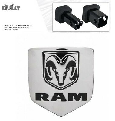 Cover attacco gancio traino hitch cover Chevrolet Dodge ram truck