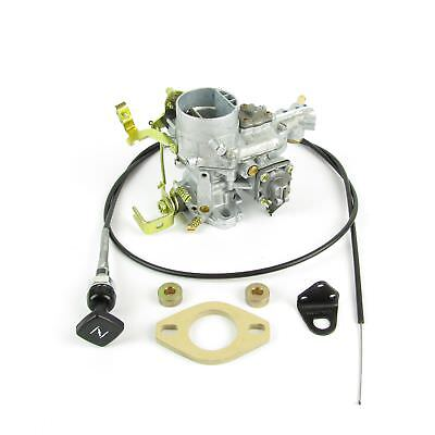 Genuine Weber 34ICH carburettor for Renault Traffic motorhome 1647 & 1721cc