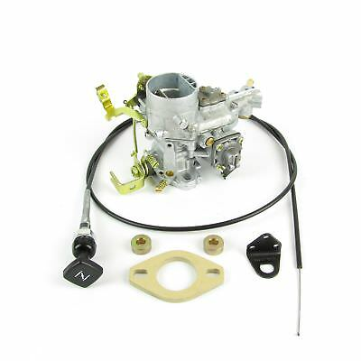 Genuine Weber 34ICH carburettor for Renault Trafic motorhome 1647 & 1721cc