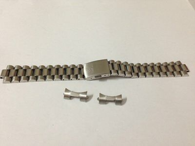 Enicar Stainless Steel Gents Watch Strap.20Mm (Ns-24)