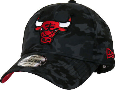 CHICAGO BULLS NEW Era 940 Camo Team NBA Cap - EUR 20 271861027e13