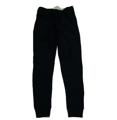 Trousers cotton EVERLAST woman sport pocket outside flamed with cuff blue