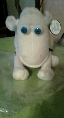 Cute Easter Soft White Serta Lamb Counting Sheep Stuffed Animal Toy 5 Age 3+ yrs