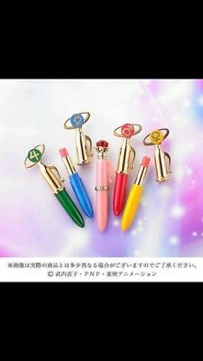 Sailor Moon Miracle romance makeup Moisture Rouge Lip Stick in stock Bandai