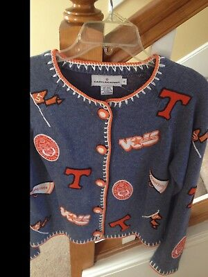 University of Tennessee girls sweater size 8