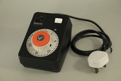 BAEUERLE STAG 30 second darkroom enlarger timer - used, good condition