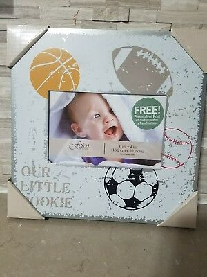 6x4 Baby picture frame