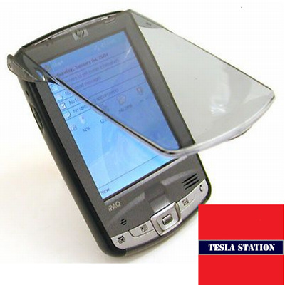 SPECIAL PRICE! HP iPAQ HX2410 Pocket PC Windows Mobile PDA + Charger, Cover