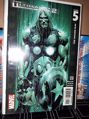 Marvel Ultimate Comics The Ultimates 2 #5 1st Print VF/NM-
