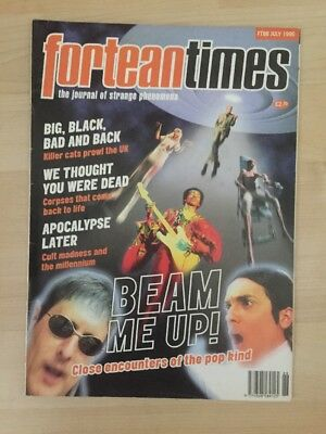 Fortean Times July 1996 FT 88  Killer cats