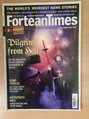Fortean Times FT 312 March 2014 Pilgrims from Hell