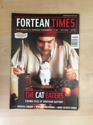 Fortean Times FT 151 Oct 2001