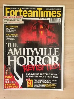 Fortean Times FT190 Dec 2004  Amityville Horror revisited