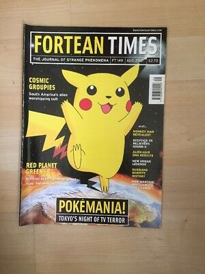 Fortean Times FT 149 Aug 2001