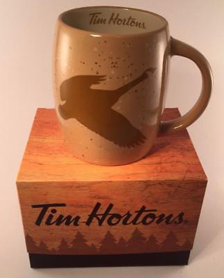Tim Hortons Limited Edition 2016 Canada Goose Mug New With Box