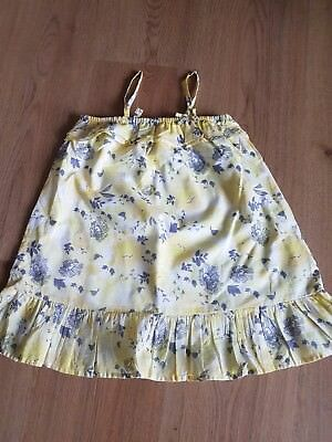 girls vertbaudet lined summer spring dress. age 2 years. Ex cond