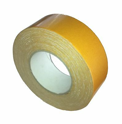 K S Carpet Adhesive Tape Double Sided Removable 50 mm x 50 M Fair Ground