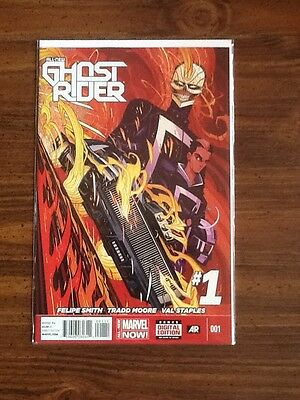 All-New Ghost Rider #1 VF/NM (1st Appearance Robbie Reyes ).