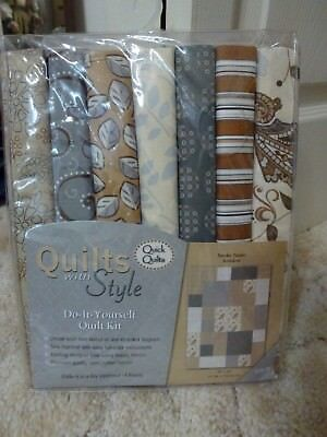 Quilting kits quilting sewing crafts picclick quilts with style do it yourself quilt kit solutioingenieria Images