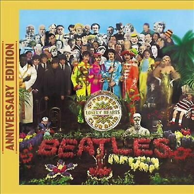 The Beatles Sgt. Pepper's Lonely Hearts Club Band 50th Anniversary Edition UK
