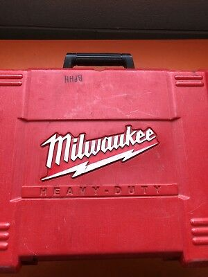 Milwaukee M28 Cordless Right Angle Drill - Great condition hardly ever used