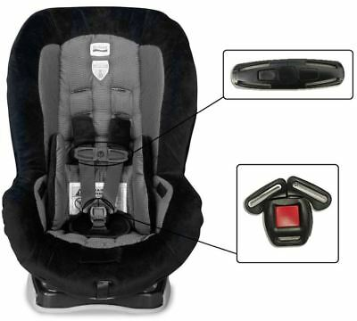 Britax Roundabout Baby Car Seat Harness Chest Clip Buckle Set Vehicle Safety