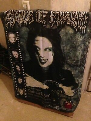 Cradle Of Filth Flagge Cruelty And The Beast