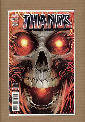 Thanos #15 Cosmic Ghost Rider Revealed SECOND 2ND PRINT NM