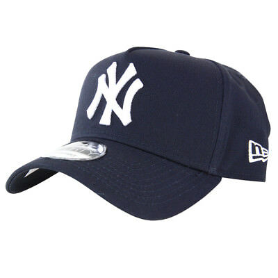 New Era - New York Yankees - 9FORTY A-Frame - Navy