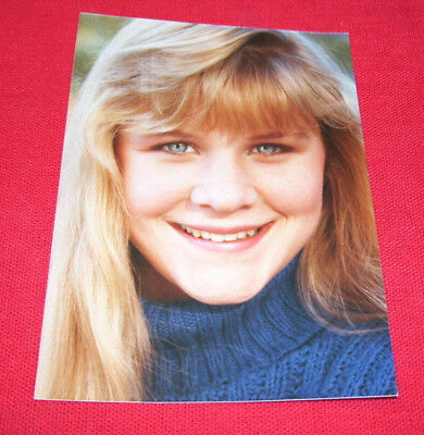 JOSIE DAVIS autograph photo TV Charles in Charge/NCIS