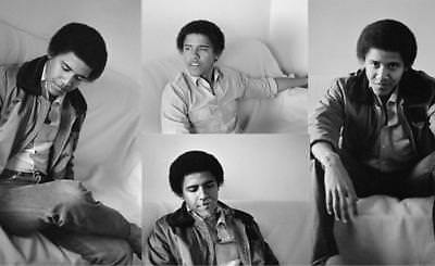 YOUNG BARACK OBAMA GLOSSY POSTER PICTURE PHOTO PRINT cool fun old president 5553