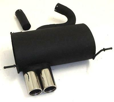 Nil SPORT EXHAUST BMW 1 SERIES E81 E87 FROM 09/2004 118D 90/105KW/120D 120/