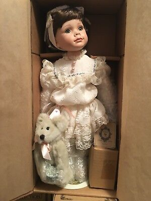 The Boyds Collection REBECCA, Yesterday's Child, Porcelain Doll; NWT