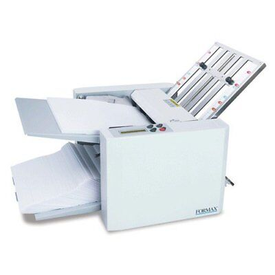 Formax FD 300 Document Folder, LCD control panel with 3-digit resettable counter